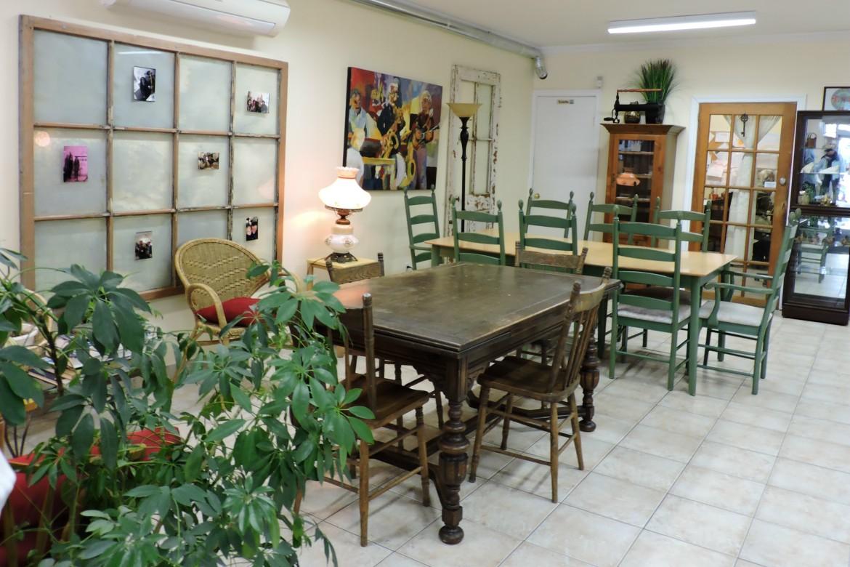 Salle de repas du Café